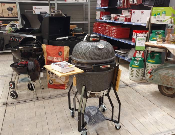 verschillende soorten barbecues
